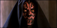 Tete de Darth Maul